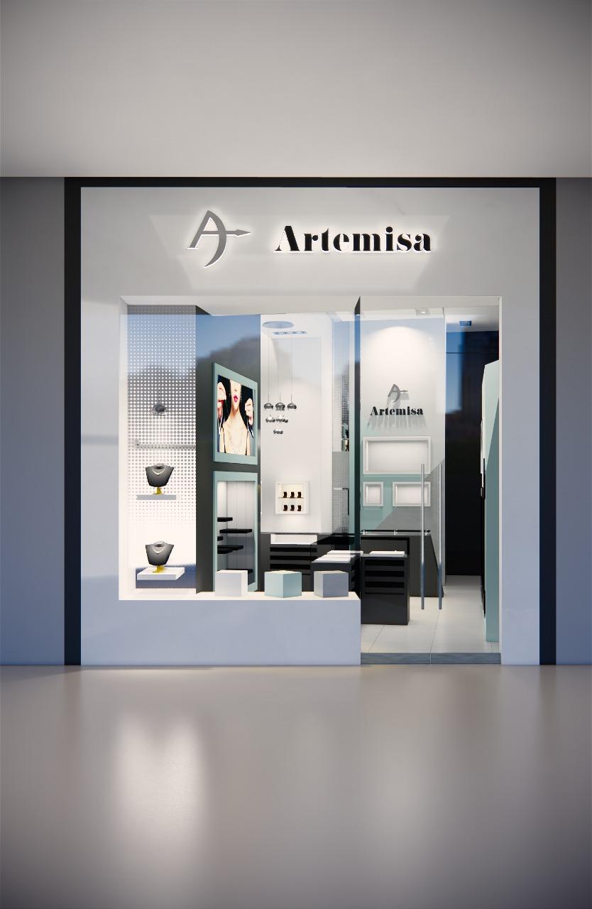 Equipamiento tienda Artemisa